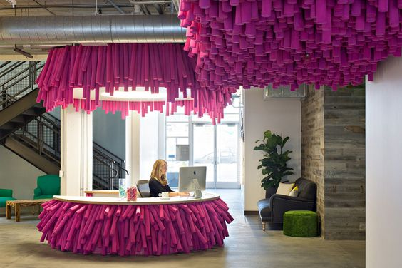 Lyft's Mission District headquarters